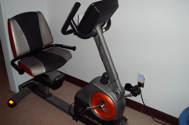 Physical Therapy Bike